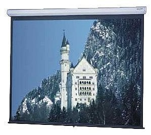 "Da-Lite 70304 72.5 x 116"" Model C Matt White 16:10 Projection Screen 70304-DALITE"