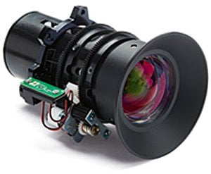 0.95-1.22:1 Zoom Lens for Christie G-Series Projectors