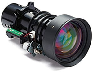 1.52-2.89:1 Zoom Lens for Christie G-Series Projectors