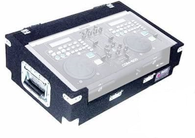 Carpeted Case for Gemini CDM500 DJ Controller