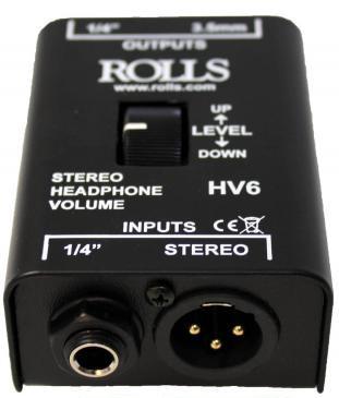 Headphone Volume Control