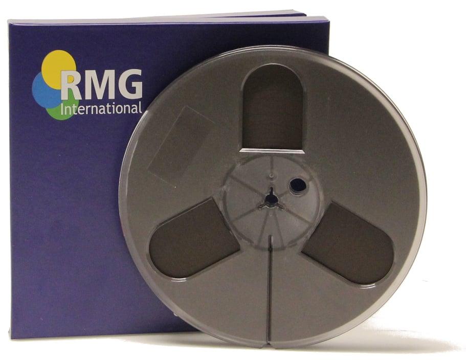 """1/4"""" x 1200 ft of Audio Tape on 7"""" Plastic Reel"""