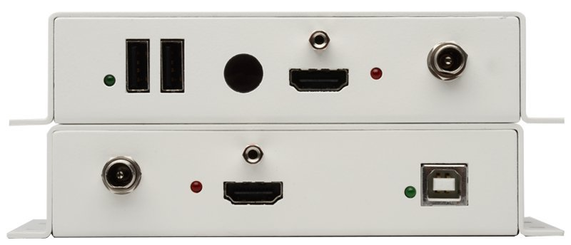 Gefen Inc HDKVM ELR Extra Long Range KVM Externder for HDMI, USB, Ethernet and IR GTB-HDKVM-ELR
