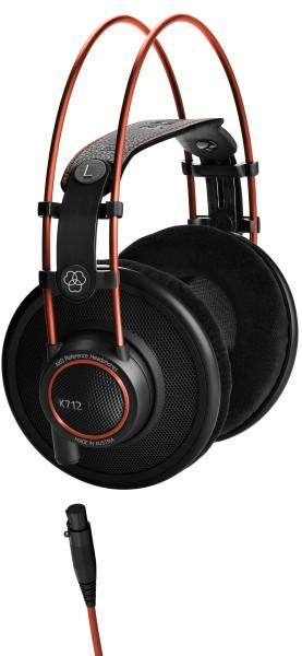AKG K712 PRO Open Over-Ear Reference Studio Headphones K712PRO