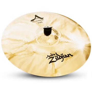 "19"" A Custom Crash Cymbal in Brilliant Finish"