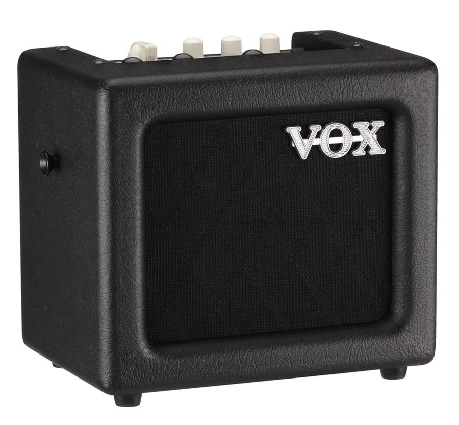 "3W 1x5"" Miniature Modeling Amplifier in Black"