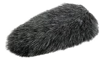Fur Windshield for the VP83 LensHopper™ microphones