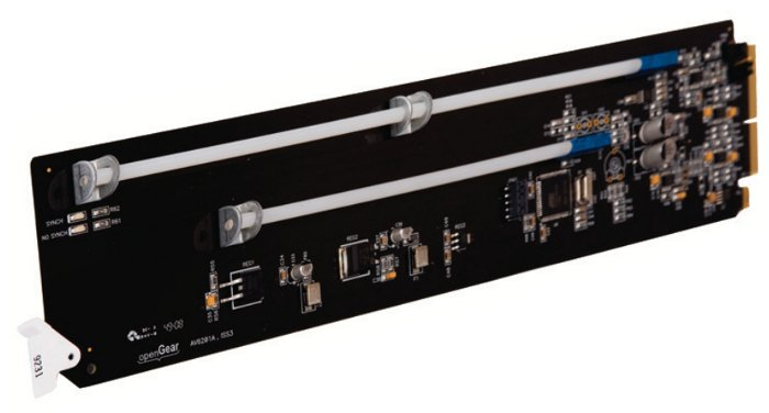 1 x 8 Analog Video Distribution Amplifier