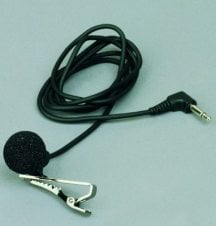 Omni-directional lavalier microphone