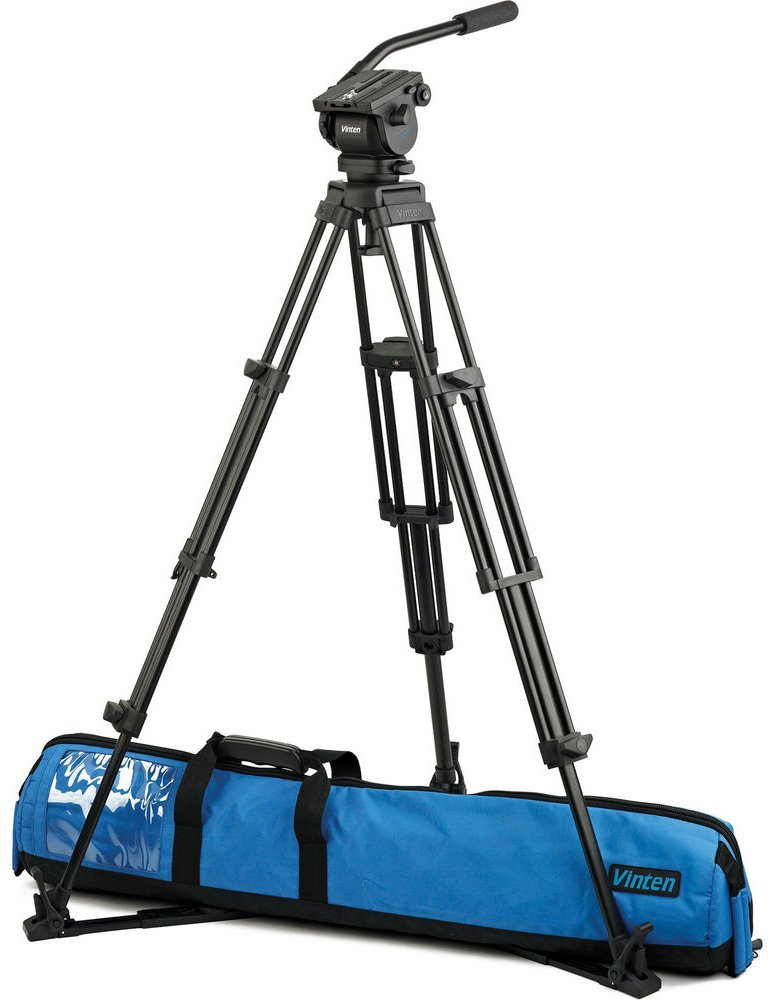 Vision Blue3 Camera Support System with Pozi-LocTripod and Floor Spreader