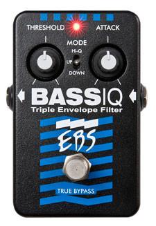 Triple Envelope Filter Bass Pedal