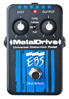 Distortion Bass Pedal