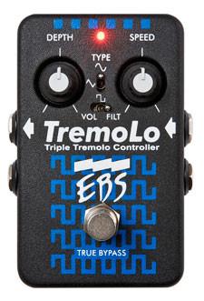 Triple Tremolo Bass Pedal