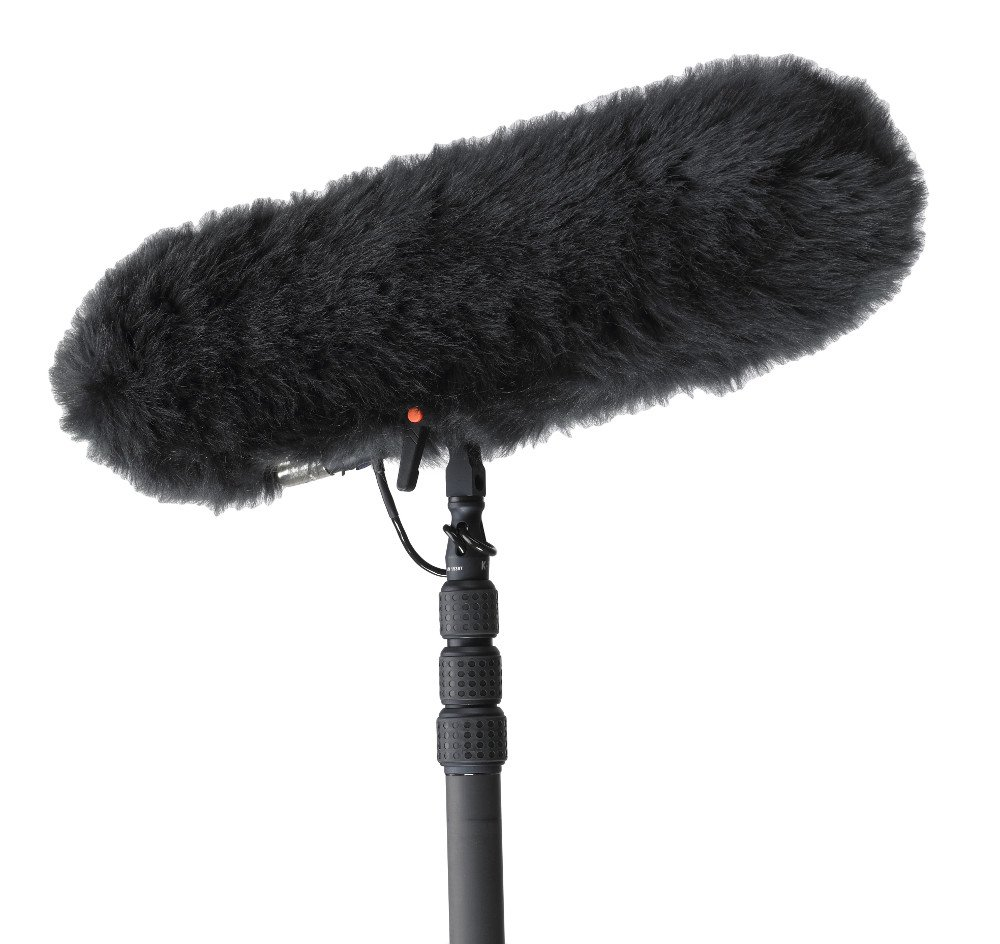 "11.25"" Short Zeppelin System with Faux Fur"