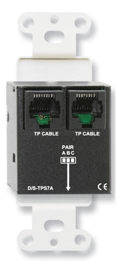 Passive Single-Pair Sender