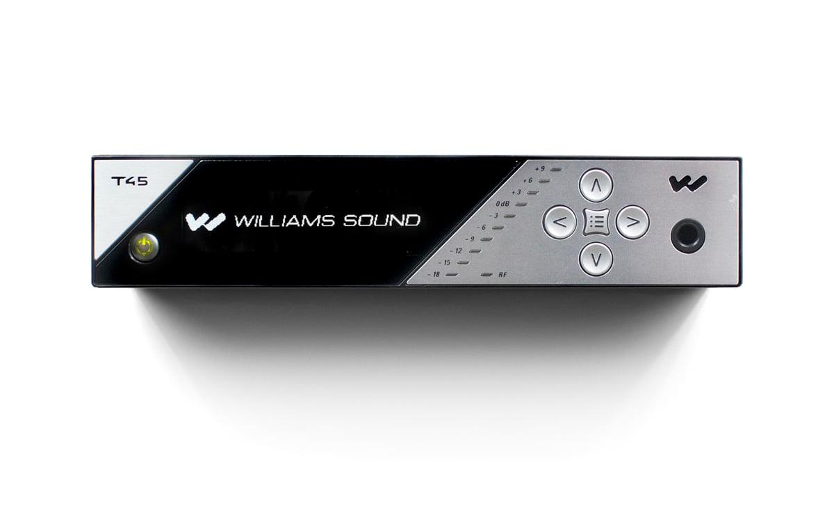 Williams Sound PPA T45 Personal PA FM Base Station Transmitter PPA-T45
