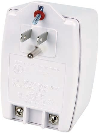 24VAC 50vA Plug-in Transformer