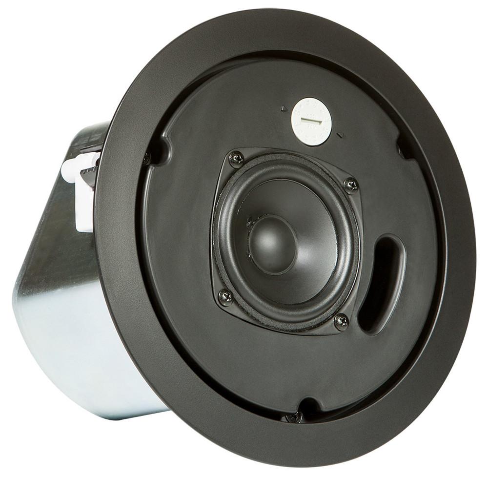 """3"""" 2 Way Ceiling Speaker in Black"""