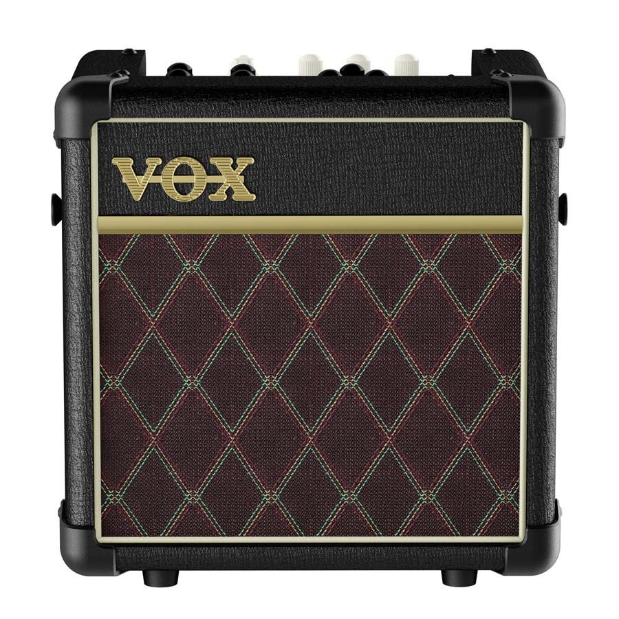 "5W 1x6.5"" Modeling Combo Guitar Amplifier in Black with Rhythm Patterns"