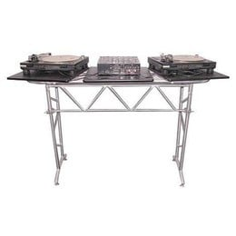 Mobile DJ Folding Table