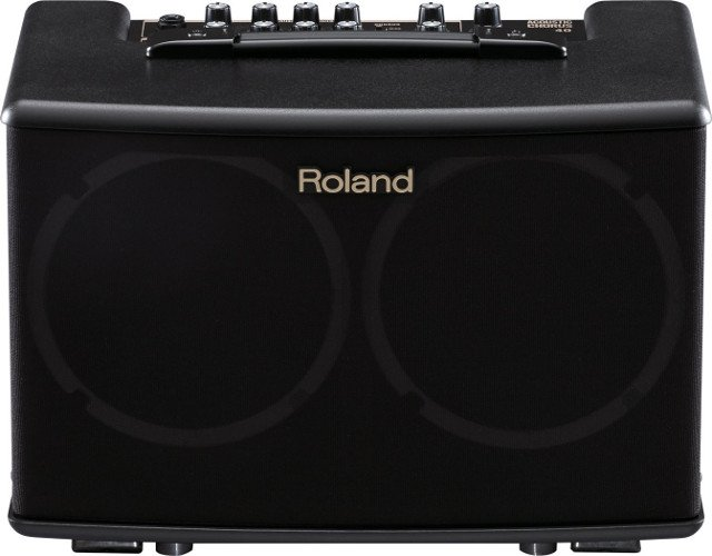 "Roland AC40 2-Ch 40W 2x6.5"" Acoustic Guitar Amplifier with Chorus AC40"