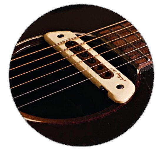 Magnetic Soundhole Pickup