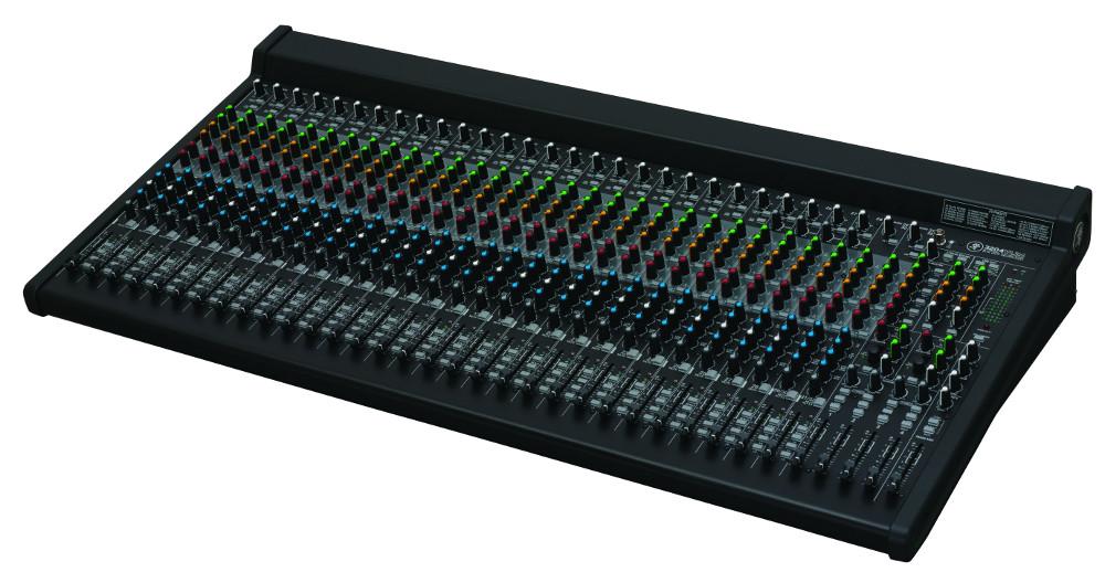 32-Channel Premium FX Mixer with USB
