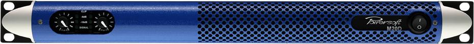 1,200-Watt 2-Channel Power Amplifier
