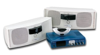 Pro Digital IR Speaker Package