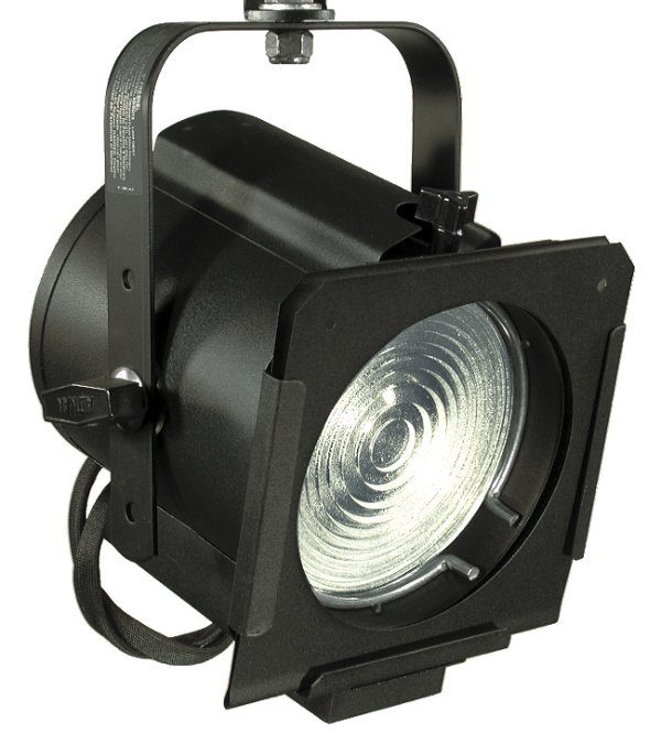 "750W 6"" Fresnel with HPL Socket and Safety Cable"