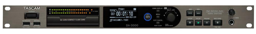 DSD Master Recorder and ADDA Converter
