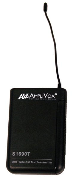 Wireless 16-Channel UHF Bodypack Transmitter
