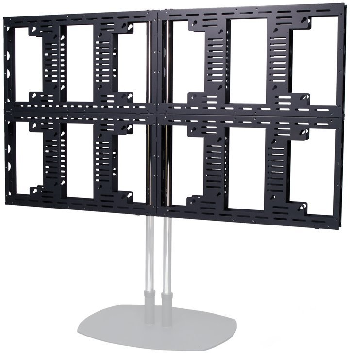 Modular Video Wall Frame for 46 inch Flat-Panels