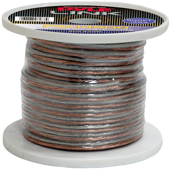 500' Spool of 14AWG Speaker Wire