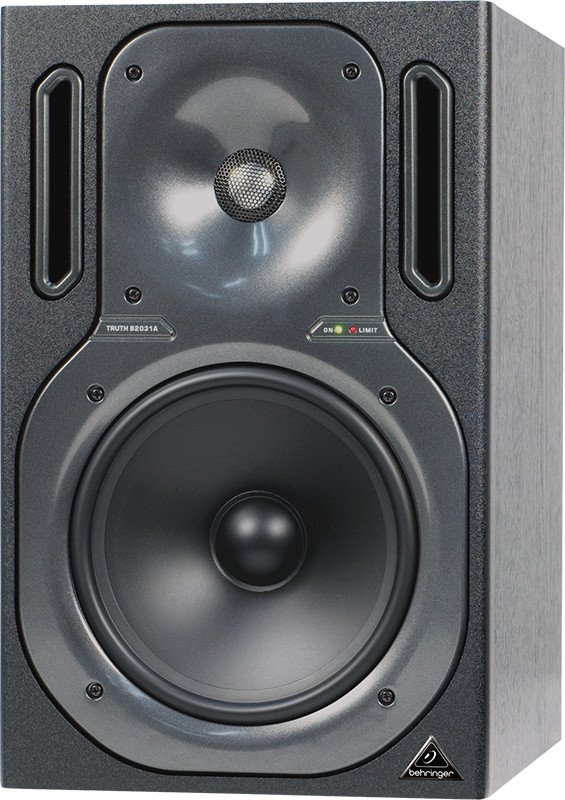 "Active 2-Way Reference Studio Monitor with 8-3/4"" Woofer"
