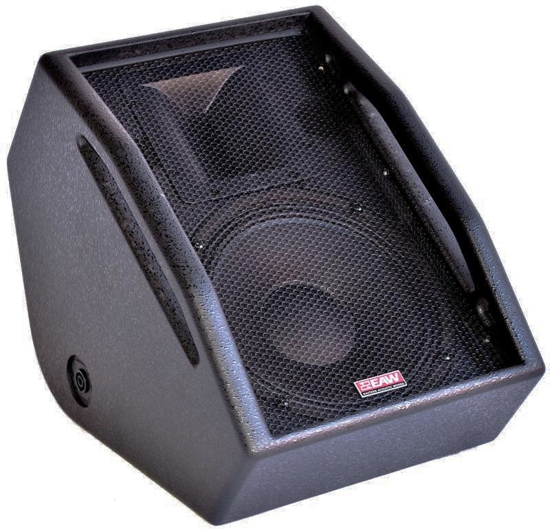 "10"" 2-Way Full Range Stage Monitor in White"