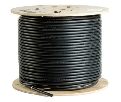 RG-8 50-Ohm Preassembled Coaxial Cable Priced per Foot