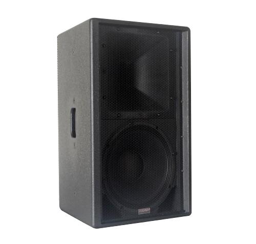 """15"""" 2-Way Speaker Full-Range Speaker in White"""