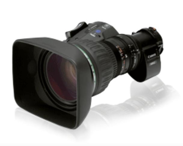 "2/3"" HDgc Semi-Servo Telephoto ENG Lens"