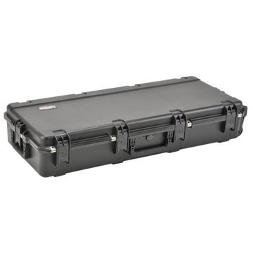 3I Series Injection Molded Waterproof Case with Wheels & Layered Foam