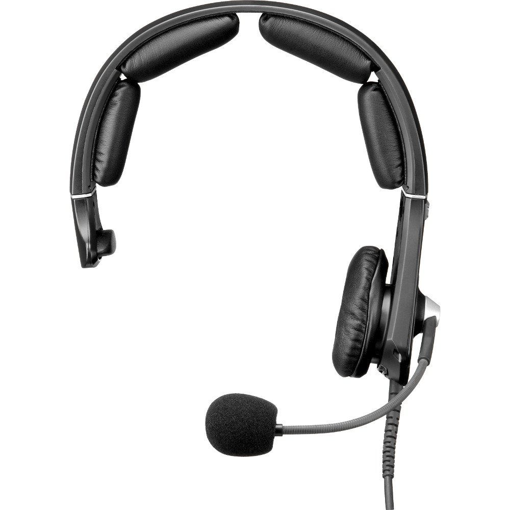 Single-Side Headset With an A4M Connector
