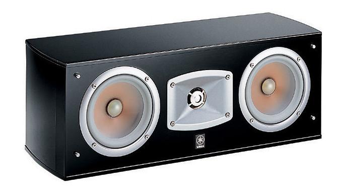"Dual 5"" 2-Way Center Speaker"
