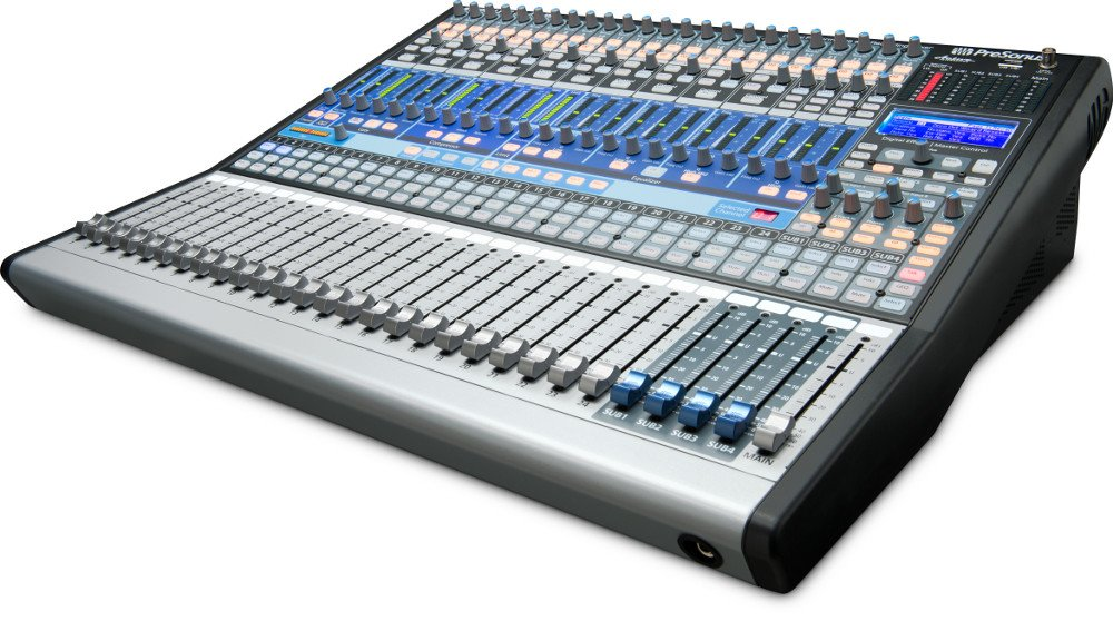 PreSonus StudioLive 24.4.2AI 24-Channel Performance and Recording Digital Console with Active Integration