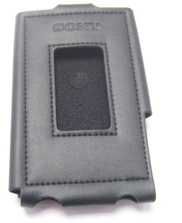 Sony Mic Case