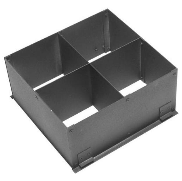 Egg Crate for Soft Lite Jr in Black