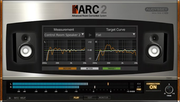 Advanced Room Correction System