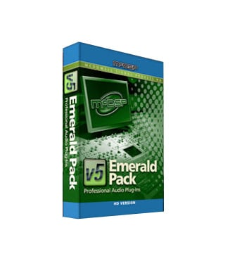 Upgrade for 3 McDSP HD PlugIns to Emerald Pack