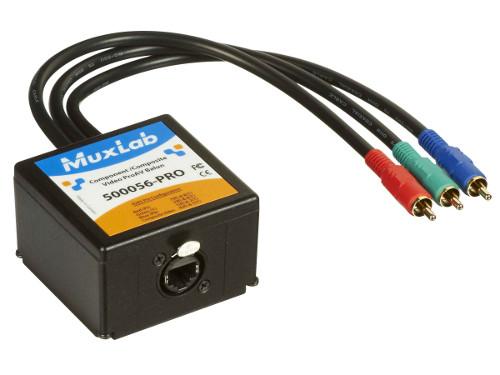 Component-Composite Video ProAV Balun