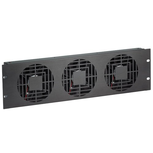 3RU Quiet Triple Fan Panels