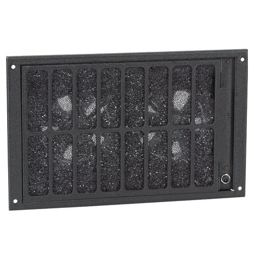 Bottom Mounted Filtered Fan Panel